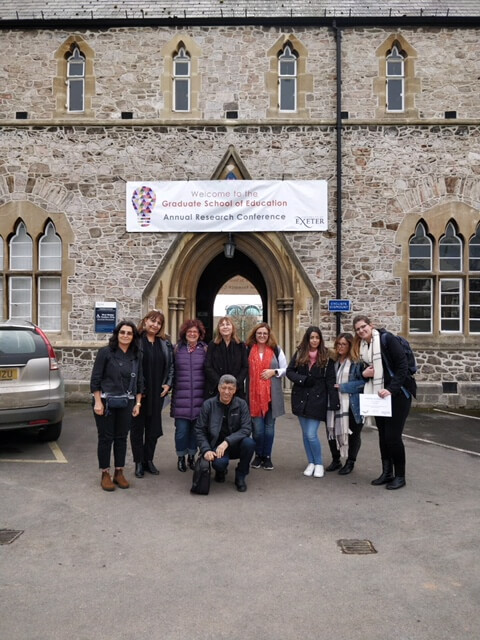 Impressions of the Trip to the International Seminar in Exeter, England