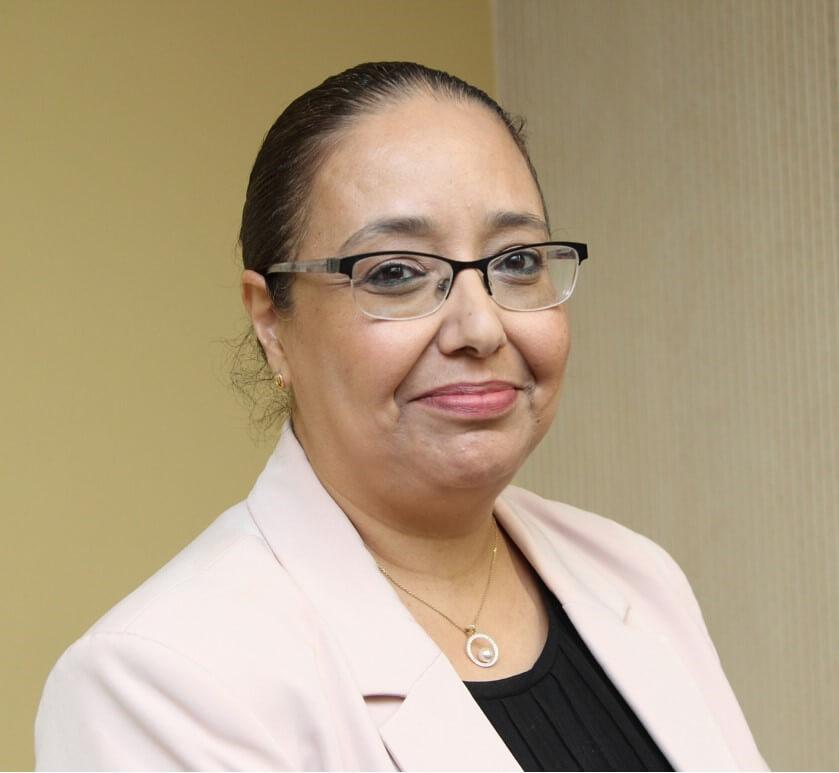 גב' הוידה אלהואשלה, מתאמת החברה הערבית